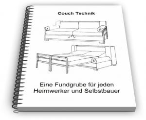 Couch Schlafcouch Couch-Bett Technik und Entwicklungen