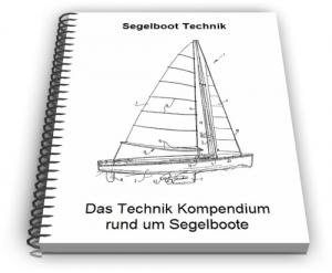 Segelboot Segelboote Mast Rumpf Segel Boot Technik