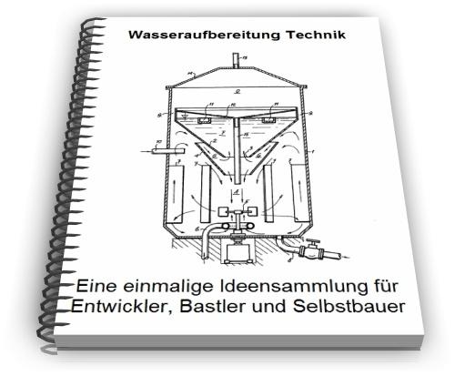 Wasseraufbereitung Wasser aufbereiten Filter Technik