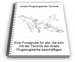 Arado Flugzeugwerke Flugzeuge Technik und Entwicklungen