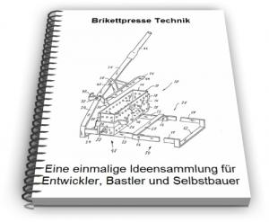 Brikettpresse Brikettpressen Brikett Presse Technik