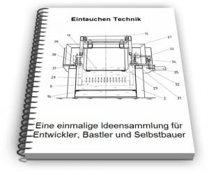Eintauchen Tauchen Überziehen Verfahren Technik