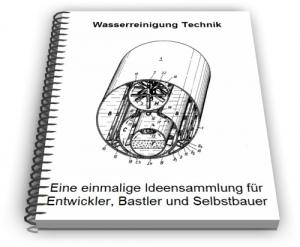 Wasserreinigung Wasser Reinigung Reinigen Verfahren Technik