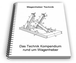 Wagenheber Schraubenspindel-Wagenheber hydraulisch Technik