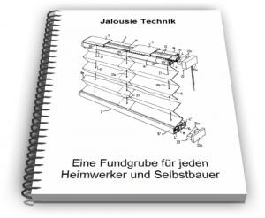 Jalousie Lamellen Befestigung Jalousien Technik Entwicklung