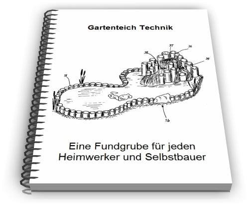 Gartenteich Gartenteiche Garten Teich Filter Technik Design