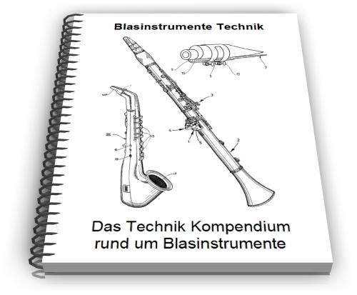 Blasinstrumente Blasinstrument Mundstück Halterung Technik