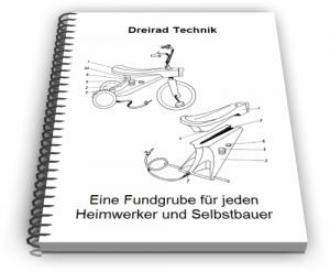 Dreirad Dreiräder Fahrzeuge drei Räder Technik Entwicklung