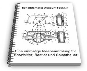 Auspuff Schalldämpfer Schalldämpfung Fahrzeuge Technik
