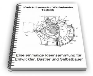 Kreiskolbenmotor Wankelmotor Kreiskolben Motoren Technik