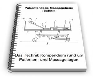 Patientenliege Massageliege Behandlungsliege Technik