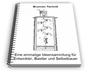 Brunnen Bohrung Tiefbrunnen Wasserhebung Reinigung Technik
