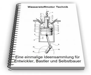 Wasserstoffmotor Wasserstoff Motor Technik