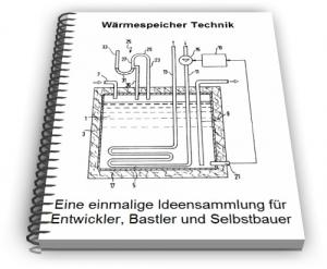 Wärmespeicher Wärmespeicherung Wärme speichern Technik