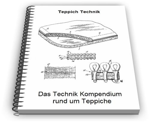 Teppich Herstellung Reinigung Technik Entwicklungen