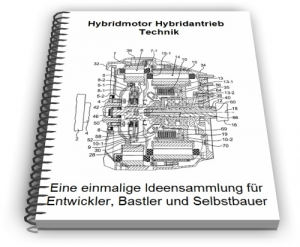 Hybridmotor Hybridantrieb Hybrid Fahrzeuge Technik