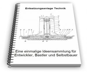 Entsalzungsanlage Entsalzung Meerwasser Verfahren Technik