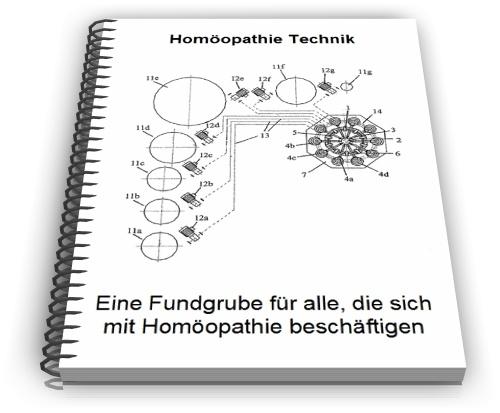 Homöopathie Homöopathische Mittel Verfahren Technik