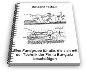 Bungartz Fräskultur Bodenfräse Fahrzeuge Technik