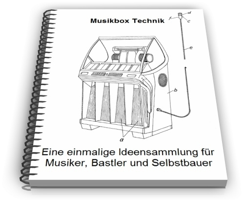 Musikbox Musik Box Gehäuse Technik und Entwicklungen