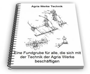 Agria Werke Maschinen Fahrzeuge Geräte Technik Entwicklungen
