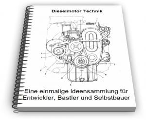Dieselmotor Dieselmotoren Diesel Motor Motoren Technik