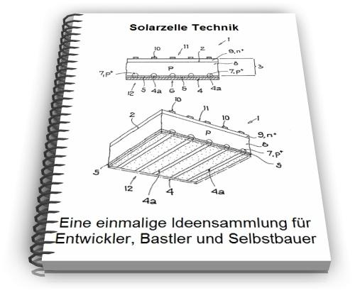 Solarzelle Solarzellen Solar Technik und Entwicklungen