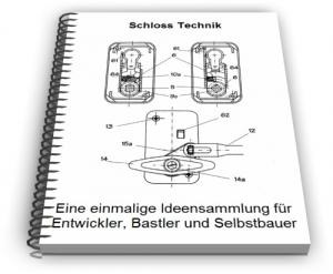 Schloss Schlösser Hebelschloss Einsteckschloss Technik
