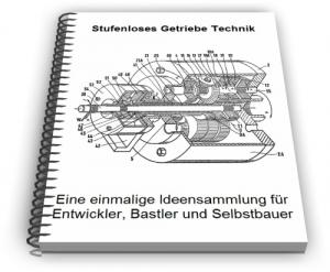 Stufenloses Getriebe Fahrzeug stufenlos Technik Entwicklung