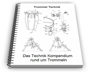Trommel Ständer Halterungen Schlaginstrumente Technik