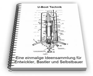U-Boot U-Boote Periskop Antenne Technik Entwicklungen
