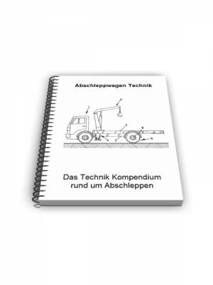 Abschleppwagen Abschleppgerät Abschlepp Vorrichtung Technik