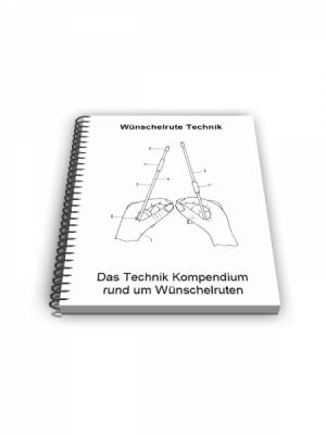 Wünschelrute Einhand-Testrute Technik