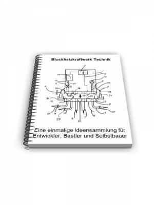 Blockheizkraftwerk BHKW Technik