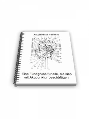 Akupunktur Geräte Nadeln Technik