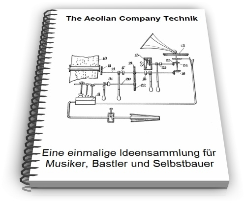 The Aeolian Company Musikinstrumente Technik