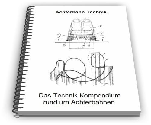 Achterbahn Roller Coaster Technik