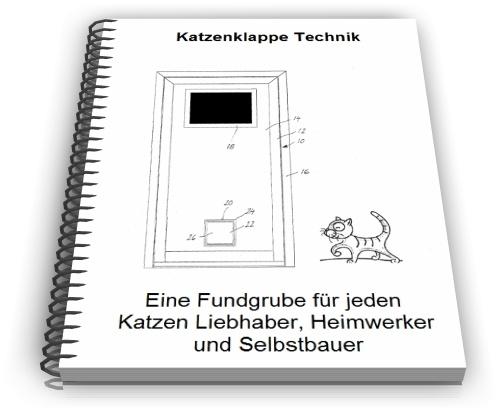 Katzenklappe Hundeklappe Technik