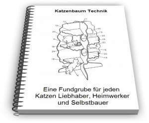 Katzenbaum Kratzbaum Technik