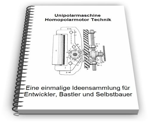 Unipolarmaschine Homopolarmotor Technik