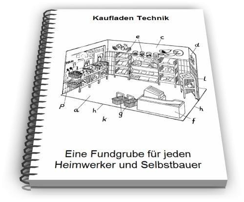 Kaufladen Kaufmannsladen Verkaufsladen Technik