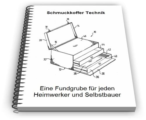 Schmuckkoffer Schmuckkasten Schmuck Schatulle Technik