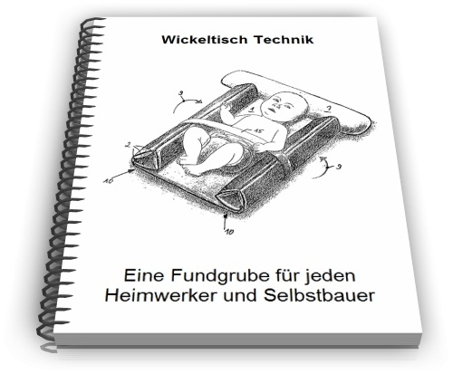 Wickeltisch Wickelkommode Wickelunterlage Technik