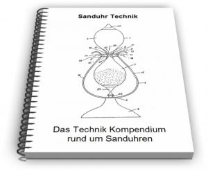 Sanduhr Stundenglas Technik