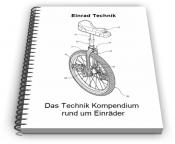 Einrad Einradfahren Technik