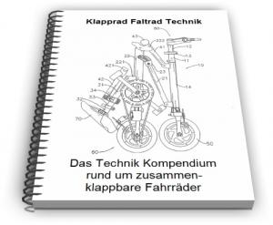 Klapprad Faltrad Technik