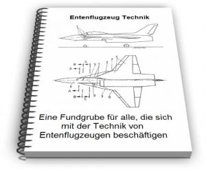 Entenflugzeug Entenflügler Canard Technik
