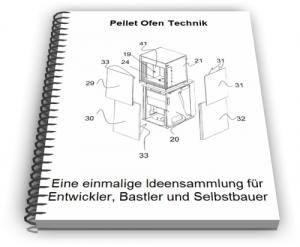 Pellet Ofen Pellets Herstellung Heizung Technik