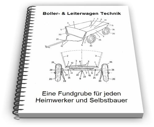 Bollerwagen Leiterwagen Handwagen für Kinder Technik