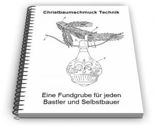 Christbaumschmuck Christbaumkugel Weihnachtsbaum Technik